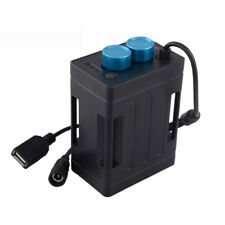 TrustFire Waterproof 18650 Battery Power Bank Case Box USB 5V Charging G2W8