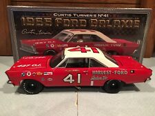 University of Racing 1965 Curtis Turner #41 Harvest Ford Galaxie 1/24