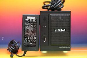 Netgear ReadyNAS Duo RND2150 Media Home Server NAS 1 GB-Ram ohne Festplatten