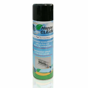 Tecnosystemi detergente pulizia batterie condizionatori HAPPY CLEAN 500 ml