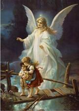 Guardian Angel Home Decor oil painting HD Print on Canvas  NO Frame 18 L144