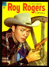 ROY ROGERS COMICS #72 NM 9.4 w/OFF-WHITE PGS, TIGHT CF DELL WESTERN! (1953)