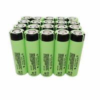 20X 18650 Battery 3400mAh Rechargeable 3.7V Li-ion High Drain Batteries - Laptop