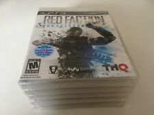 Red Faction: Armageddon (Sony PlayStation 3, 2011) PS3 NEW