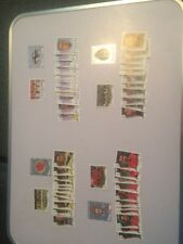 PANINI WORLD CUP 2014 COMPLETE TEAM STICKER SET COLOMBIA X 19 MINT
