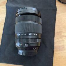Fujinon Xf 18-135mm Lens WR OIS Zoom Fujifilm