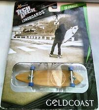 Tech Deck Longboards TD Cruiser Goldcoast Wood ©2012