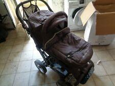 Baby Plus Air Tec Light Cacao/Braun Kinderwagen Gebraucht