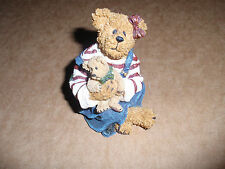 "Boyd'S Bears ""Megan McBruin & Friend"" 2004, First Edition, ""Bear Hugs"" , used!"