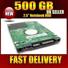 "FOR NEW PACKARD BELL EASYNOTE TV  500GB 2.5""SATA HDD"