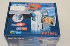 MITSUBA DV304L 12MP Digital Camera CAMCORDER in ORIGINAL BOX  (FREE SHIP!)