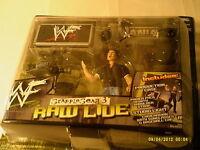 WWF Jakks Camera Man Play Set ... RARE .FREE SHIPPING !