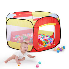 Baby Play Yard Folding Portable Playpen With Travel Bag Indoor Outdoor Safety