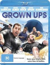 Grown Ups (Blu-ray, 2010) NEW SEALED