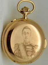 Grand Complication Repeater 18k gold Invicta watch  掛表 挂表.Emperor Pu Yi of China