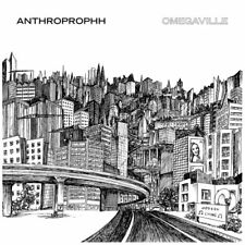 Anthroprophh – Omegaville (Black / Green Vinyl) - LAUNCH127 Rocket Recordings