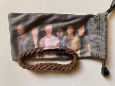 New listing New Maroon 5 2016 Tour V Leather Bracelet Merchandise