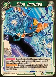 Blue Impulse | BT10-089 C | Green | Dragonball Super TCG