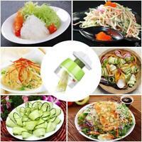 Handheld Spiralizer Vegetable Slicer for Salad Carrot Fruit Cucumber Zucchini