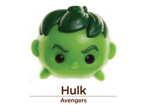 Marvel Tsum Tsum Vinyl Figure Green Hulk Various Sizes from Avengers!