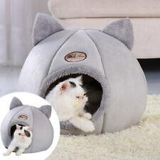 Katzenhöhle Haustier Nest Katzen Haus Winter Warm Pet Nest Hun Höhlennest DE