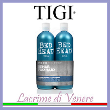 TIGI BED HEAD RECOVERY SHAMPOO 750ML + CONDITIONER 750 ML#2