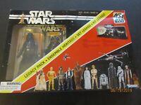 "STAR WARS 40th Anniversary Black Series 6"" Darth Vader Legacy Pack Sealed #2"