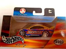 hotwheels  racing holden v h t f yellow top