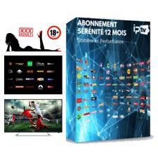 IP*TV Smarters Pro Abonnement 12 mois(✔️M3U✔️SMART TV✔️ANDROID✔️MAG) adultes