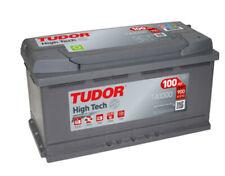Bateria Tudor TA1000 - 100Ah 12V 900A. 353x175x190