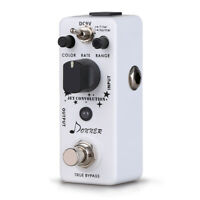 High Quality Donner Jet Convolution flanger guitar effect pedal Free Shipping