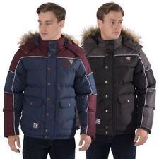 Kangol Polyester Regular Size Coats & Jackets for Men