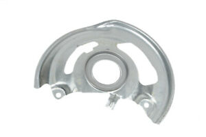 GM OEM Disc Brake-Front-Backing Plate Dust Splash Shield Right 459758
