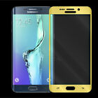 Full Cover 3D Tempered Glass Screen Protector f Samsung Galaxy S6 edge Plus G928