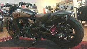 Fender Eliminator Side Indian Scout Sixty 2016-2017-2018-2019 MAD