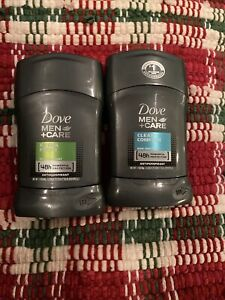 DOVE Men+Care Clean Comfort & Extra Fresh 1.7 OZ. SET, NEW
