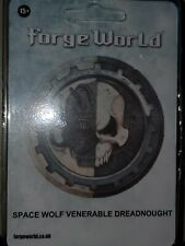 Forge World-Space Wolf Venerable Dreadnought MK IV-Warhammer 40k