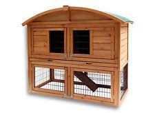 Vari modelli CONIGLI PICCOLI ANIMALI STALLA Casa Per Roditori Conigliera Pollaio