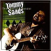 TOMMY SANDS (CELTIC) - THE HEART'S A WONDER NEW CD