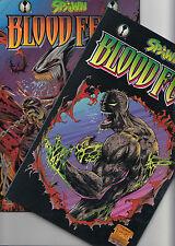 Spawn Blood Feud prestigio (alemán) # 1+2 completo-t. daniel Infinity 1998 Top