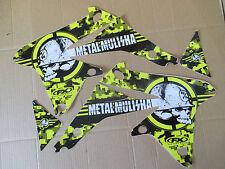 FX METAL MULISHA GRAPHICS SUZUKI RMZ450 2008 2009 2010 2011 2012 13 14 15 16 17