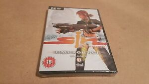 NEW & SEALED - SIN Episodes: Emergence Episode 1 Ritual (PC DVD) Video Game