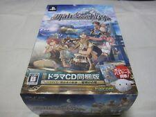 7-14 Days to USA. Limited BOX PSP The Legend of Heroes Nayuta no Kiseki Japanese
