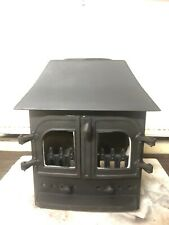 Villager C Wood Burning Stove Refurbished New Glass Seals Respray And Parts