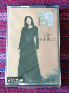 Shirley Kwan ( 關淑怡 ) ~ The Story Of Shirley ( Malaysia Press ) Cassette