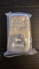More details for umicore silver bullion bar, 1kg, 999 fine, 1 kilo