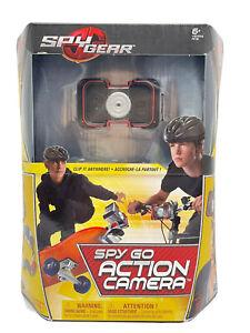 SPIN Master - SPY GEAR - Spy Go Action Camera - Clip It Anywhere