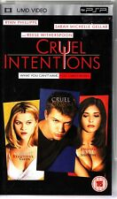 CRUEL INTENTIONS -Playstation PSP Film (Ryan Phillippe/Sarah Michelle Gellar)
