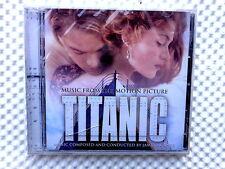 TITANIC  -  MUSIC FROM THE MOTION PICTURE -  CD 1997  NUOVO E SIGILLATO