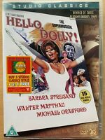 Hello Dolly DVD 1969 Gene Kelly Musical Movie Classic with Barbra Streisand